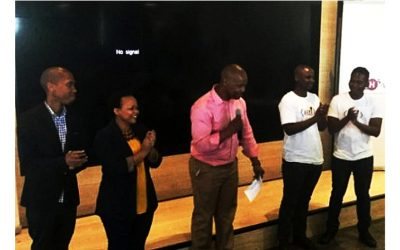 Biotech startup wins SA Pitch Tank competition